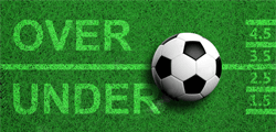 Over/Under / Goal Line Bet system bukmacherski